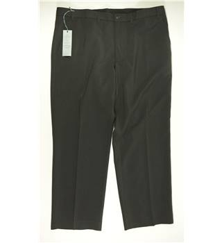 M&S Marks & Spencer -- Black - Trousers