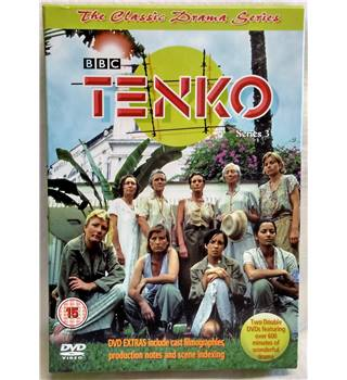 TENKO: THE COMPLETE SERIES 3 15