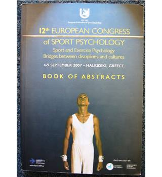 12th European Congress of Sport Psychology