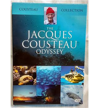THE JACQUES COUSTEAU ODYSSEY THE COMPLETE SERIES E