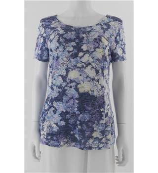 Per una Size 12 Lilac Scoop Neck Tee