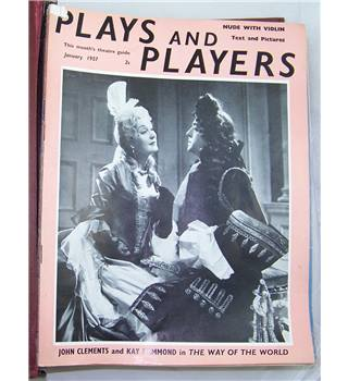 Plays and Players 1957/58