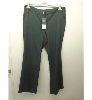 Next - Size: 16 - Grey - Trousers