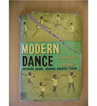 Modern Dance Techniques and Teaching
