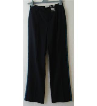 M&S Autograph - Size 8 blue trousers