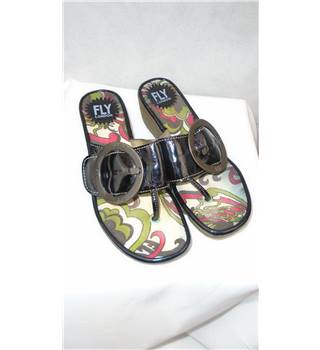 FLY LONDON SANDALS SIZE 36 (UK 2) Fly London - Multi-coloured - Sandals