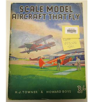 Scale Model Aircraft That Fly
