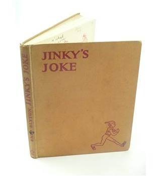 Jinky's Joke and Other Stories by Enid Blyton