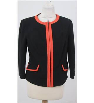 Colleen Rooney for Littlewoods size: 12 black jacket