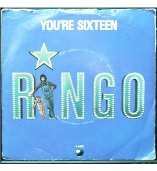 You're Sixteen Ringo Starr - R5995