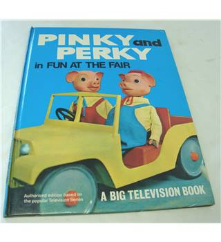 PINKY and PERKY - IN FUN AT THE FAIR