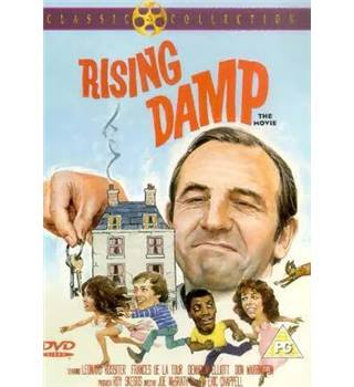RISING DAMP - THE MOVIE PG
