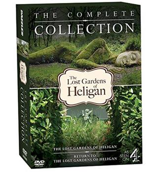 THE LOST GARDENS OF HELIGAN - COMPLETE COLLECTION E