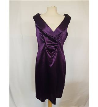 Ladies evening dress size 12 by connected apparel Connected Apparel - Size: 12 - Purple