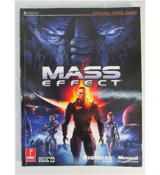 Mass Effect: The Official Strategy Guide (Prima Official Game Guides)