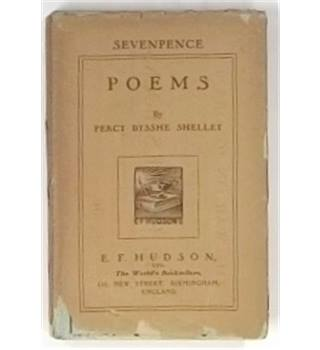 Poems by Percy Bysshe Shelley  [1924]