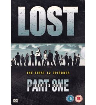 LOST Series One: Part One 15