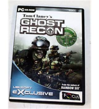 Tom Clancy's Ghost Recon (PC DVD)