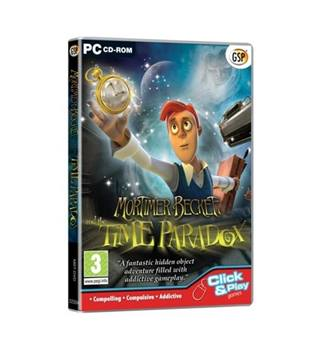 Mortimer Beckett and the Time Paradox (PC CD)