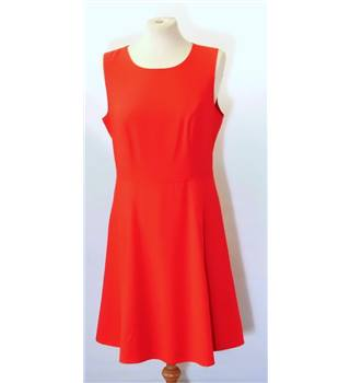 KALEIDOSCOPE - Ladies' Dress - Red - Size 14 Kaleidoscope - Size: 14 - Red