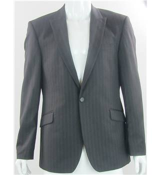 Ben Sherman - Size: L - Brown - Single breasted suit jacket