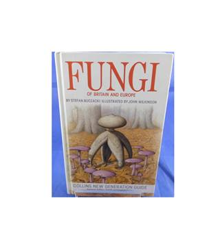 Collins new generation guide to the fungi of Britain and Europe