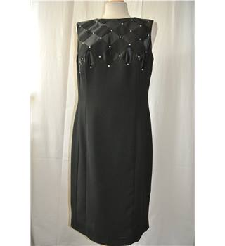 Joseph Rubkoff - Size: 12 - Black - Evening dress