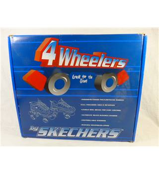 Brand new 4Wheelers roller skates by Sketchers