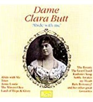 DAME CLARA BUTT 'Abide with me'