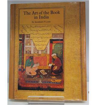 The Art of the Book in India