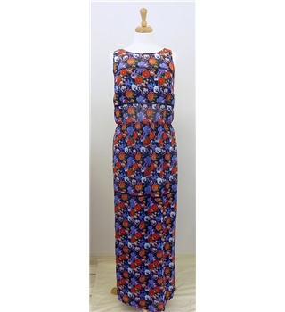 BNWT George size 12 full length summer dress. George - Size: 12 - Multi-coloured - Summer