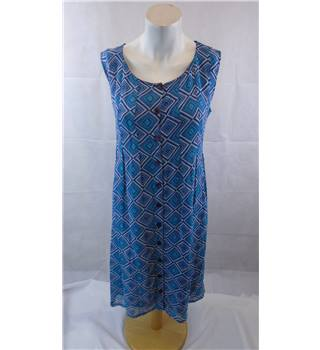 LOVELY KUSHI SHIFT DRESS, SIZE S Kushi - Size: S - Multi-coloured - Summer