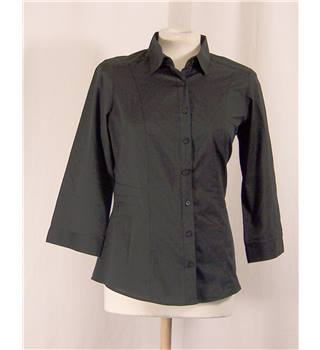 BNWT size 12 ladies blouse M&S M&S Marks & Spencer - Size: 12 - Black