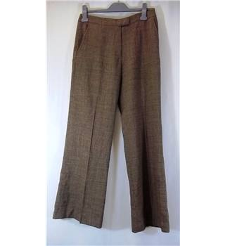 Jigsaw - Size: 30 Waist - Brown - Trousers