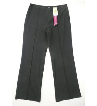 "Marks & Spencer - Size: 30"" - Grey - Bootleg Trousers"