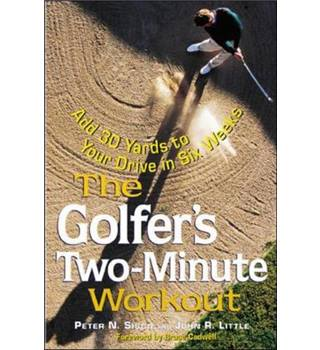 The golfer's two-minute workout