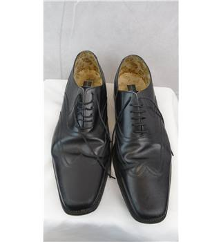 MEN'S DESIGN LOAKE SMART SHOES, SIZE 10.5 Design Loake - Size: 10.5 - Black - Lace-ups