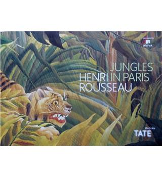 Jungles in Paris - Henri Rousseau
