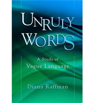 Unruly Words