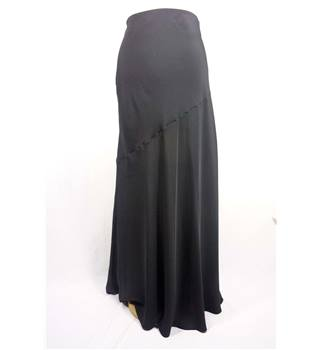 Long Black Polyester Dress from Oasis in UK size 12