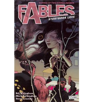 Storybook love (Fables)
