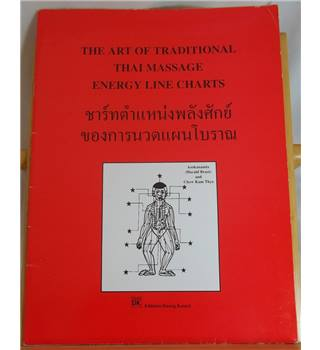 The Art of Traditional Thai Massage Energy Line Charts
