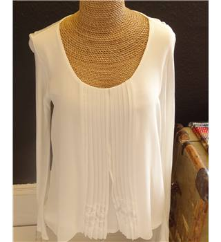Great Plains Cream Top - Small