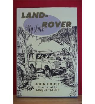Land-Rover, my love