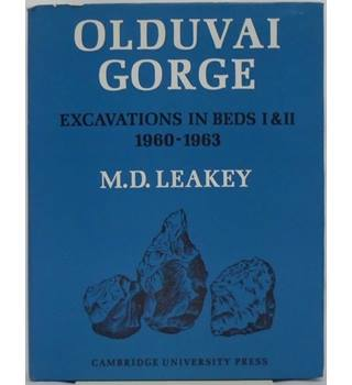 Olduvai Gorge. Vol.3, Excavations in Beds 1 and 2, 1960-1963