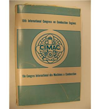 10th International Congress on Combustion Engines 1973