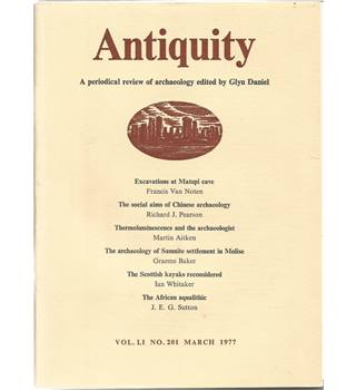 Antiquity Volume LI No. 201 March 1977
