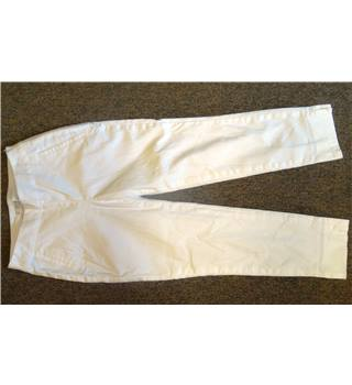 boden cropped trousers Boden - Size: XS - White