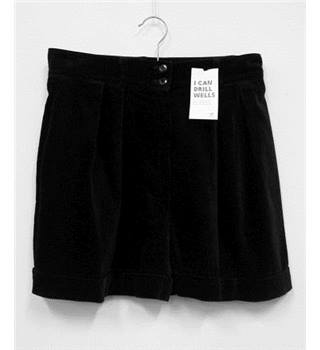 "Kenzo City - Size: 30"" - Black - Hot pants"