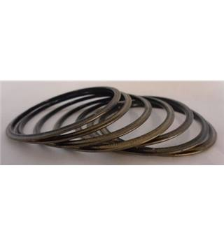 Unbranded - Size: Medium - Brown - Bangles
